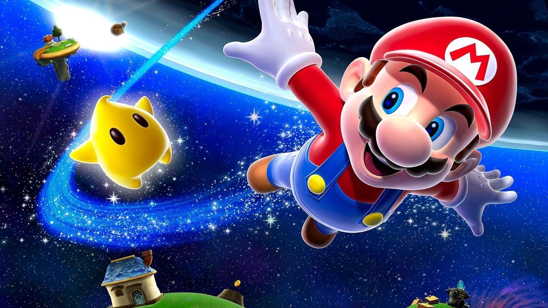 3D Mario Games