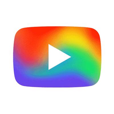 Aesthetic Youtube Logo - Largest Wallpaper Portal
